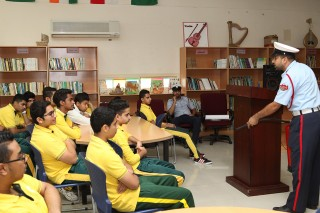 Civil Defence Visit