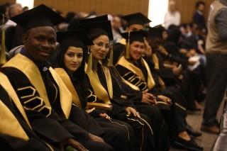 Class of 2016 Graduation
